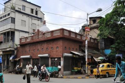 Thanthania Kalibari Calcutta
