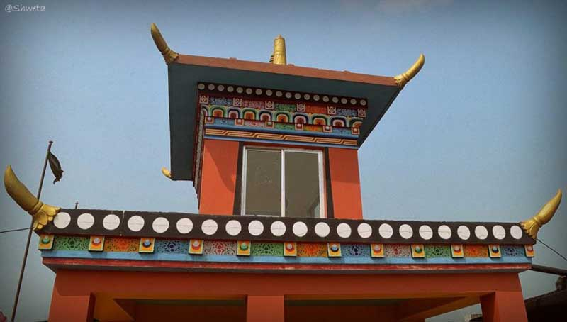 karma gon tibetan monastery