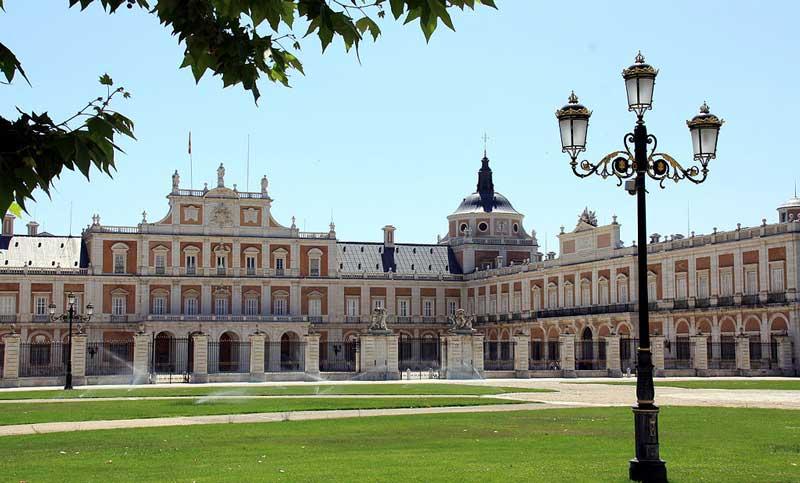 palacio real de aranjuez spain