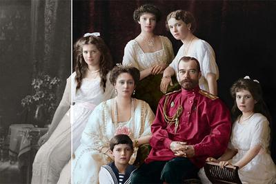 Church Blood Romanovs