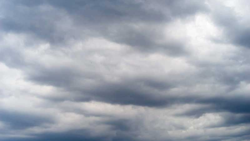 low level clouds