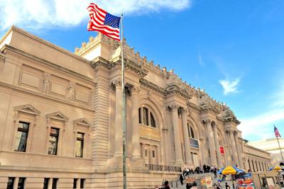 Metropolitan Museum Art New York USA