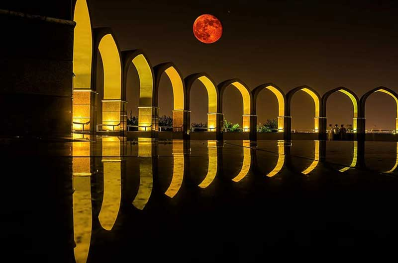 pakistan monument islamabad pakistan